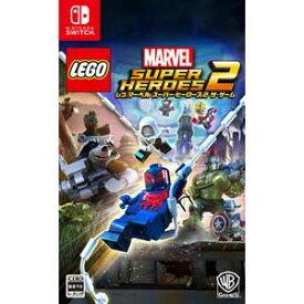 【Nintendo Switch】レゴ(R)マーベル スーパー・ヒーローズ2 ザ・ゲーム ワーナー ブラザース ジャパン [HAC-P-AEANC NSWレゴヒーロー2]