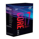 BX80684I78700K インテル Intel CPU Core i7 8700K(Coffee Lake) Core i7 8700K BOX [BX80...