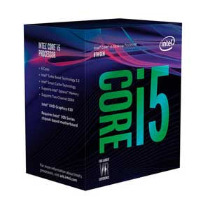 BX80684I58400 インテル Intel CPU Core i5 8400(Coffee Lake) [BX80684I58400]【返品種別B】