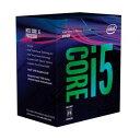 BX80684I58400 インテル Intel CPU Core i5 8400(Coffee Lake) [BX80684I58400]【返品種別B】【送料...