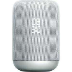 LF-S50G-W ソニー スマートスピーカー(ホワイト) SONY Googleアシスタント搭載スマートスピーカー