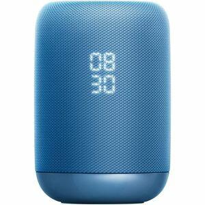 LF-S50G-L ソニー スマートスピーカー(ブルー) SONY Googleアシスタント搭載スマートスピーカー [LFS50GLC]【返品種別A】