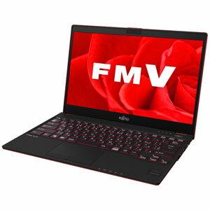 FMVU75B3R 富士通 13.3型ノートパソコン FMV LIFEBOOK UH75/B3 サテンレッド [FMVU75B3R]【返品種別A】