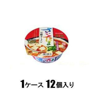 ニュータッチ 凄麺 さいたま豆腐ラーメン 105g(1ケース12個入) ヤマダイ スゴメントウフラ-メン105GX12