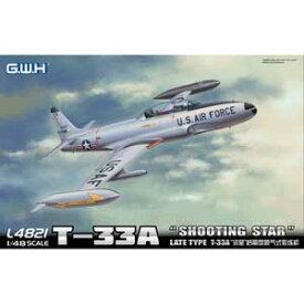 1/48 T-33A 練習機 後期型【L4821】 ピットロード
