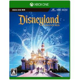 【Xbox One】ディズニーランド・アドベンチャーズ マイクロソフト [GXN-00008 XboxディズニーランドADV]