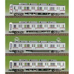 [鉄道模型]グリーンマックス 【再生産】(Nゲージ) 416 東武10000型 4両編成セット (未塗装組立キット)