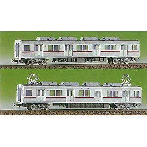 [鉄道模型]グリーンマックス 【再生産】(Nゲージ) 416-1 東武10000型 増結用中間車2両セット (未塗装組立キット)
