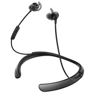 QUIETCONTROL30BLK ボーズ Bluetoothワイヤレス ノイズキャンセリング インイヤーヘッドホン BOSE QuietControl 30 [QUIETCONTROL30BLK]【返品種別A】