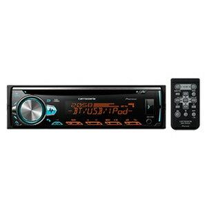 DEH-5400 パイオニア CD/Bluetooth/USB/チューナー・DSPメインユニット1DIN carrozzeria(カロッツェリア) [DEH5400]【返品種別A】