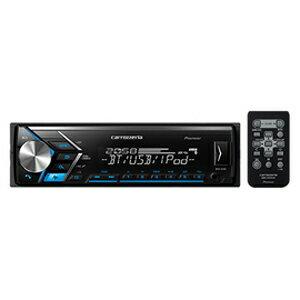 MVH-5400 パイオニア Bluetooth/USB/チューナー・DSPメインユニット1DIN carrozzeria(カロッツェリア)
