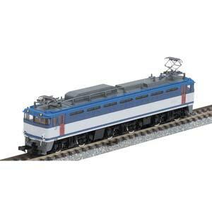 [鉄道模型]トミックス (Nゲージ) 7102 JR EF81 450形電気機関車 (後期型) [トミックス 7102 EF81 450 コウキガタ]【返品種別B】