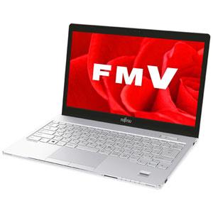 FMVS75B3W 富士通 13.3型ノートパソコン FMV LIFEBOOK SH75/B3 アーバンホワイト [FMVS75B3W]【返品種別A】