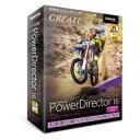 PowerDirector 16 Ultimate Suite 通常版 サイバーリンク ※パッケージ版【返品種別B】【送料無料】