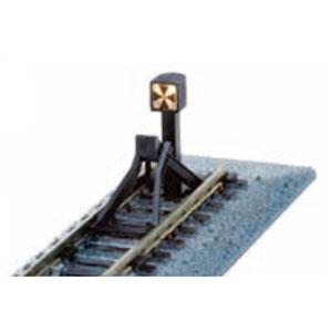 [鉄道模型]カトー KATO (Nゲージ) 20-064 車止め線路C 66mm (標識灯点灯仕様) [カトー 20-064]【返品種別B】