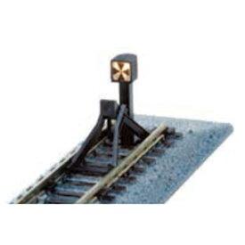 [鉄道模型]カトー (Nゲージ) 20-064 車止め線路C 66mm (標識灯点灯仕様)