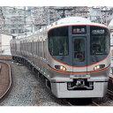 [鉄道模型]カトー KATO (Nゲージ) 10-1466 JR 323系 大阪環状線 増結セット (4両) [カトー 10-1466 323 カンジョウセン ...