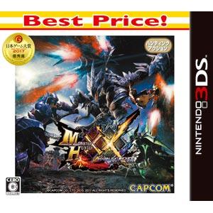 【3DS】モンスターハンターダブルクロス Best Price! カプコン [CTR-2-AGQJ 3DSMHXXベスト]