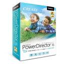PowerDirector 16 Standard 通常版 サイバーリンク ※パッケージ版【返品種別B】【送料無料】