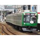 [鉄道模型]グリーンマックス GREENMAX (Nゲージ) 50594 東急5000系 (5122編成 青ガエルラッピング) 8両編成セット (動力付き) [...