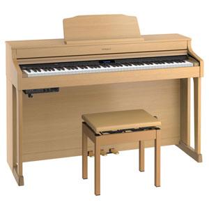 HP603-ANBS ローランド 電子ピアノ(ナチュラルビーチ調仕上げ) Roland Digital Piano [HP603ANBS]【返品種別A】