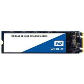 WDS250G2B0B ウエスタンデジタル WesternDigital SSD WD Blue 3D NAND M.2 2280 250GB
