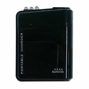 USBDP2-BK JTT USB電池パック 2 ブラック(ブラック) [USBDP2BK]【返品種別A】