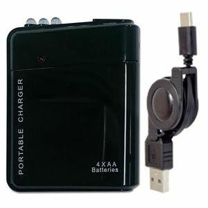 USBDP2C-BK JTT USB電池パック 2 USB-Type-Cケーブルセット(ブラック) [USBDP2CBK]【返品種別A】