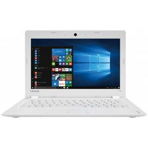 80WG00EFJP レノボ 11.6型ノートパソコン Lenovo ideapad 110S ホワイト (Celeron /メモリ 4GB/SSD 128GB)※web限定品 [80WG00EFJP]【返品種別A】