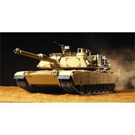 1/16 電動RC組立キット アメリカ M1A2 エイブラムス戦車 フルオペレーションセット(プロポ付)【56040】 タミヤ