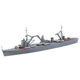 【再生産】1/700 ウォーターライン No.566 日本海軍 工作艦 明石【51740】 アオシマ