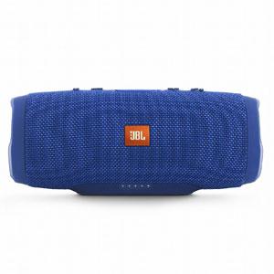 JBLCHARGE3BLUEJN JBL 防水対応Bluetoothワイヤレススピーカー(ブルー) JBL CHARGE3(チャージ3)ウォータープルーフ対応Bluetoothスピーカー