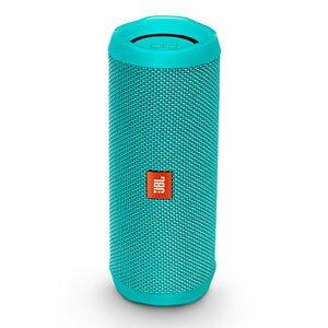 JBLFLIP4TEL JBL 防水対応Bluetoothワイヤレススピーカー(ティール) JBL FLIP4(フリップ4)ウォータープルーフ対応Bluetoothスピーカー