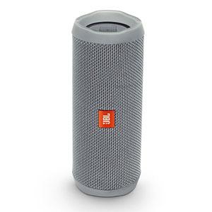 JBLFLIP4GRY JBL 防水対応Bluetoothワイヤレススピーカー(グレー) JBL FLIP4(フリップ4)ウォータープルーフ対応Bluetoothスピーカー