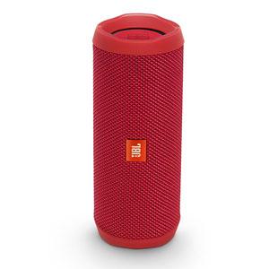 JBLFLIP4RED JBL 防水対応Bluetoothワイヤレススピーカー(レッド) JBL FLIP4(フリップ4)ウォータープルーフ対応Bluetoothスピーカー