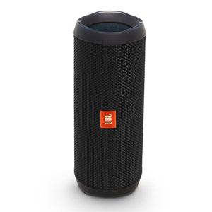 JBLFLIP4BLK JBL 防水対応Bluetoothワイヤレススピーカー(ブラック) JBL FLIP4(フリップ4)ウォータープルーフ対応Bluetoothスピーカー