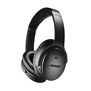 QuietComfort 35 wireless headphones II ボーズ Googleアシスタント搭載スマートヘッドホン(ブラック) Bose QuietComfort 35 wireless headphones II [QUIETCOMFORT35IIBLK]【返品種別A】