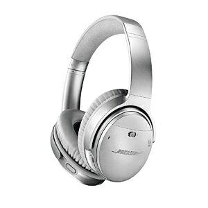 QuietComfort 35 wireless headphones II ボーズ Googleアシスタント搭載スマートヘッドホン(シルバー) Bose QuietComfort 35 wireless headphones II [QUIETCOMFORT35IISLV]【返品種別A】