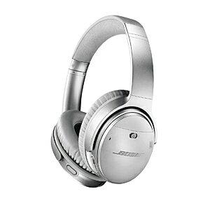 QuietComfort 35 wireless headphones II SLV ボーズ Googleアシスタント搭載スマートヘッドホン(シルバー) Bose QuietComfort 35 wireless headphones II