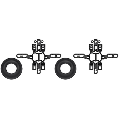 SKB-101 ケンウッド ブラインドインストール用ツィーターブラケット(トヨタ・日産・スズキ・スバル・ダイハツ車用) KENWOOD [SKB101]【返品種別A】