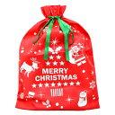 クリスマスバッグ Lサイズ ジョーシンオリジナル [フショクフXマスバッグ L]【返品種別B】
