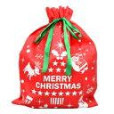 クリスマスバッグ Mサイズ ジョーシンオリジナル [フショクフXマスバッグ M]【返品種別B】
