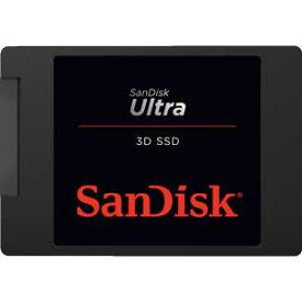 SDSSDH3-500G-J25 サンディスク SanDisk SSD Ultra 3Dシリーズ 500GB