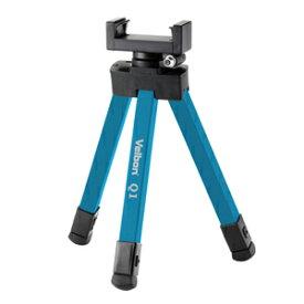 Q1 ブルー ベルボン スマートフォン(56〜85mm)用 トラベル三脚(ブルー)