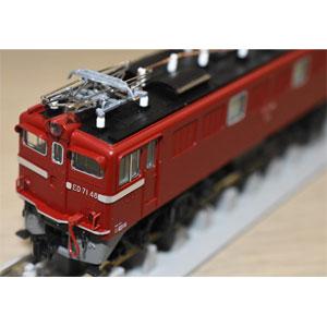 [鉄道模型]カトー (Nゲージ) 3087-2 ED71 電気機関車 2次形 [カトー 3087-2 ED71 2ジ]【返品種別B】