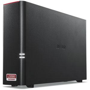 LS510D0201 バッファロー ネットワーク対応ハードディスク 2.0TB リンクステーション [LS510D0201]【返品種別A】