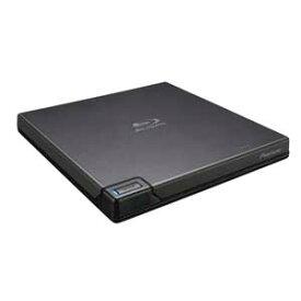 BDR-XD07LE パイオニア USB3.0対応 ポータブルBDドライブ(ブラック)【バンドルソフト無し簡易パッケージモデル】