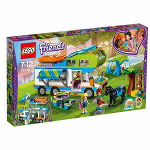 レゴ(R)フレンズ ミアのキャンピングカー【41339】 レゴジャパン