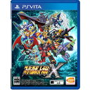 【PS Vita】スーパーロボット大戦X(通常版) バンダイナムコエンターテインメント [VLJS-08013 PSVスパロボX]【返品種別B】