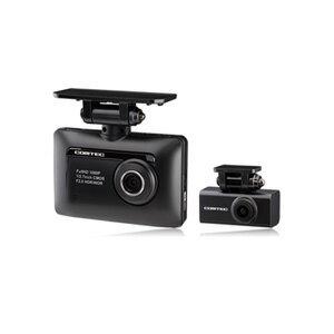 ZDR-015 コムテック リアカメラ付ディスプレイ搭載 ドライブレコーダーGPS搭載 COMTEC